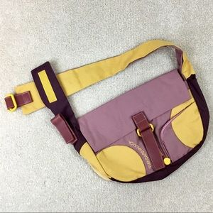 Used, NWOT Mandarina Duck Waist 'Fanny' Pack for sale